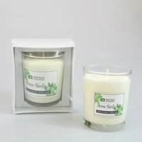 factory supplier natural soy wax candle fragrance oil natural soy wax candle scented candle in glass cup