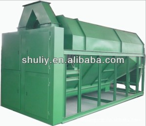 From manufacture and for oil process industry Double drum sieve price