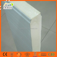 Polyurethane Plates PU/PIR Sandwich Panel for Wall & Roof