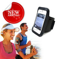 Running gym personalized sport neoprene armband for mobile