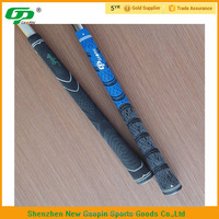 stock size rubber golf grip for Iron