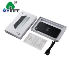 Mytree 10000mAh Water Powered Wireless Mobile Charger