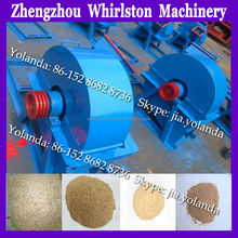 New design automatic wood processing machine