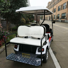 4+2 seats gas or electric golf cart with many color club car golf cart