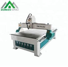 Good Service 4 Axis Atc Wood Carving Machine 1325 Cnc Router