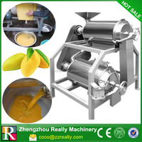 factory price fruit beating machine / Tomato juice pulper