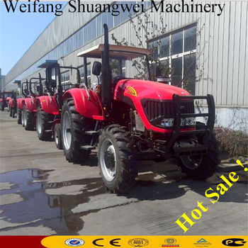 Good quality 90HP 4WD farm tractor SW-904 for sale
