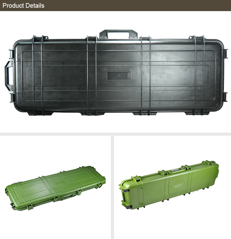 hard camper trailer tool box with wheels