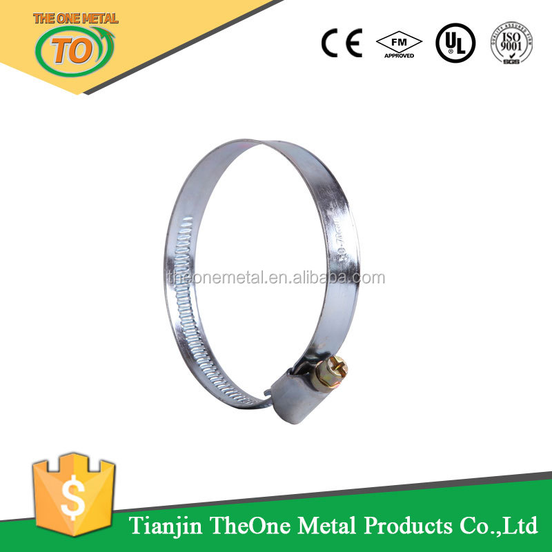 pipe hanger/glass fixing clamp/exhaust band clamp
