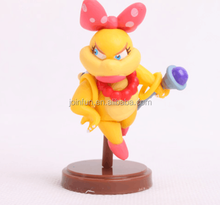 Make action figure manufacturer, Custom Design 3D Cartoon Vinyl Figure, pvc cartoon figure made in china