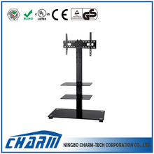 Charmount universal tv stand hot sale, new design metal tv stand