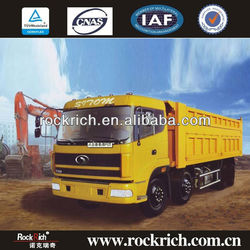 High-performance 8*4 man diesel tipper dump truck