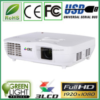 CRE X2000VX high resolution theater mobile projectors China factory