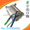 Low speed electric vehicle 48v brushless dc motor 3.5Kw from alibaba shop