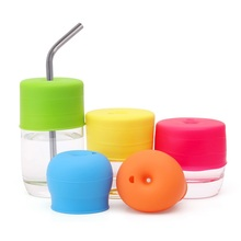 Promotion Safe BPA free Silicone Sippy Cup Lid