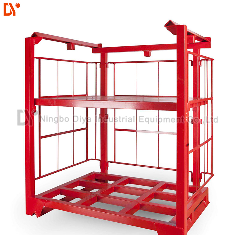 DY-W67 Storage <strong>Rack</strong> System Warehouse Foldable Storage <strong>Rack</strong>