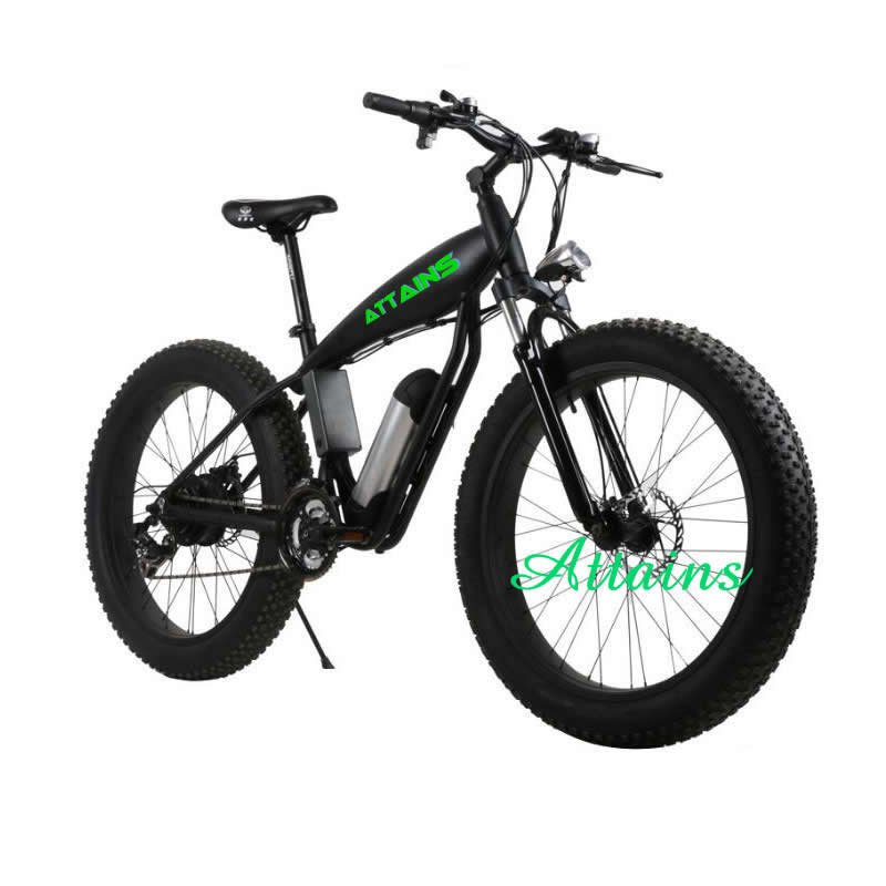 The Best China easily riding mountain e bike With Professional Technical Support