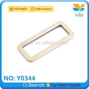Fashion bag hardware for alloy metal ring