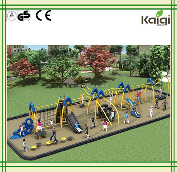 China Top Brand Outdoor Playground Kids Climber KQ50113A