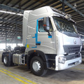 Sinotruck Howo A7 336hp tractor truck 4x2 for sale in Africa