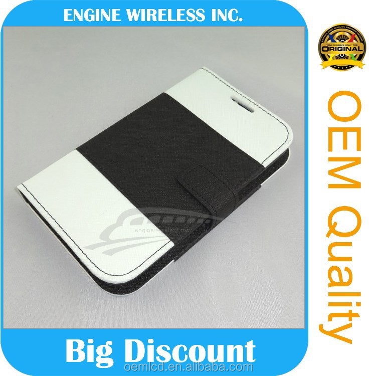 Fashion PU Leather Case for Samsungs4, for Samsung Galaxy s4 Case Cover, Wallet Case for Samsung Galaxy s4