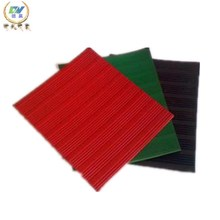 High quality colors insulating rubber sheet for power industry
