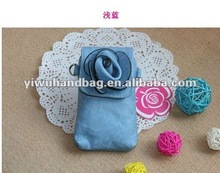 2012 Fashion Leather Flower Cell Phone bags Mobile phone bag