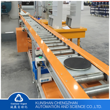 automobile plate roller design assembly line