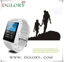 DG-U8 1.44 inch <strong>smart</strong> <strong>watch</strong> with multi touch screen sport <strong>watch</strong>