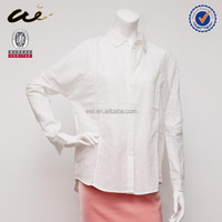 New office wear blouse ladies cutting for ladies blouse ladies long sleeve blouses