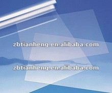 Specilized pvc hard sheet with resistant UV