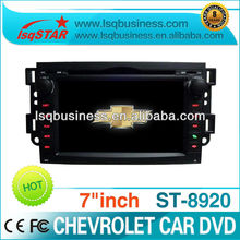 Car Radio for Chevrolet Captiva with GPS Bluetooth 3G MP3 MP4 DVD Player,ST-8920
