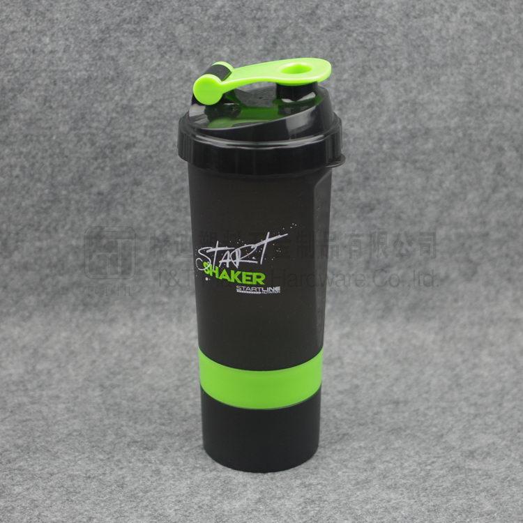 Protein Shaker Logo: Förderung Protein-shaker Flasche Mit 2 Gläser, Schüttler