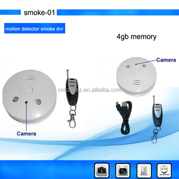 720*480 digital camcorder dome hidden dv camera mini dv SMOKE-01 manual