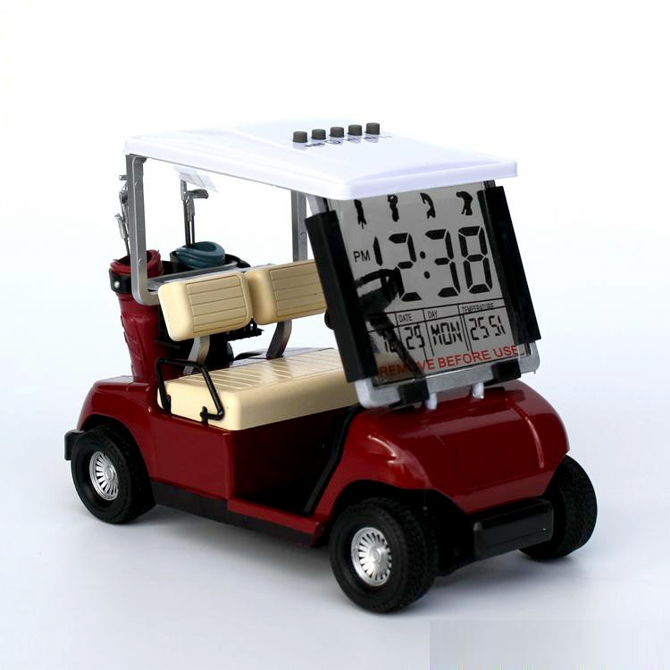 mini Golf Cart calendar golf gift