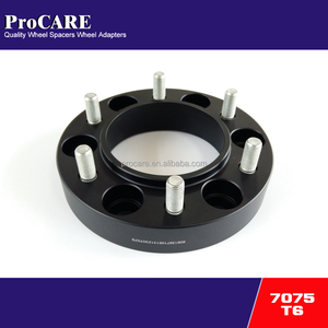 "6x139.7/6 on 5.5"" 30mm wheel and hub centric aluminum wheel spacer for toyota"