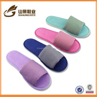 airplane plate rubber slipper for fancy women shoes