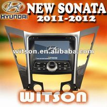 WITSON double din car dvd player for hyundai sonata