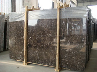 High Polished Cheap Price Chinese Irish Brown Marble Tiles wholesale price