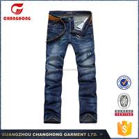 2016 dark blue latest jeans new designs photos urban star jeans brand men jeans straight pants spray paint