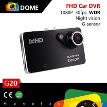 Factory supply NT96650 Car DVR H.264 FullHD 1080P Advanced Portable Car Camcorder with Night vision