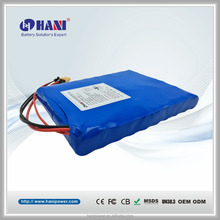 36V 4.4Ah battery pack 10S2P 18650 Cell for One Wheel hoverboard
