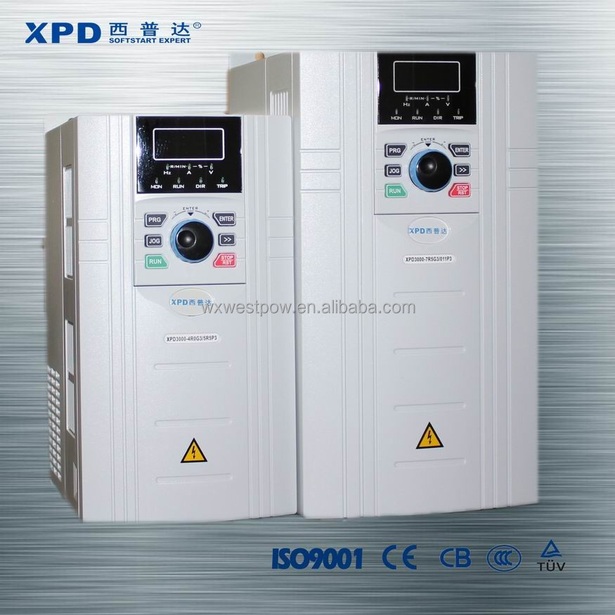 Best selling 3 phase 380v to 220v frequency converter price