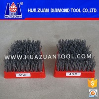 High Quality 24# Diamond Frankfurt Type Deburring Brush for Sale