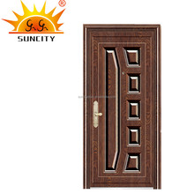 Exterior Office doors new design door skin steel SC-S098