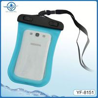 Pvc abs waterproof case cover for iphone5