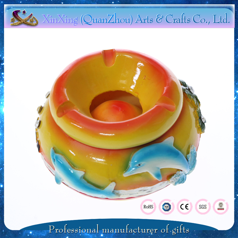 novel special promotional gift ashtray for men