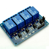 4 Road Channel Relay Module With
