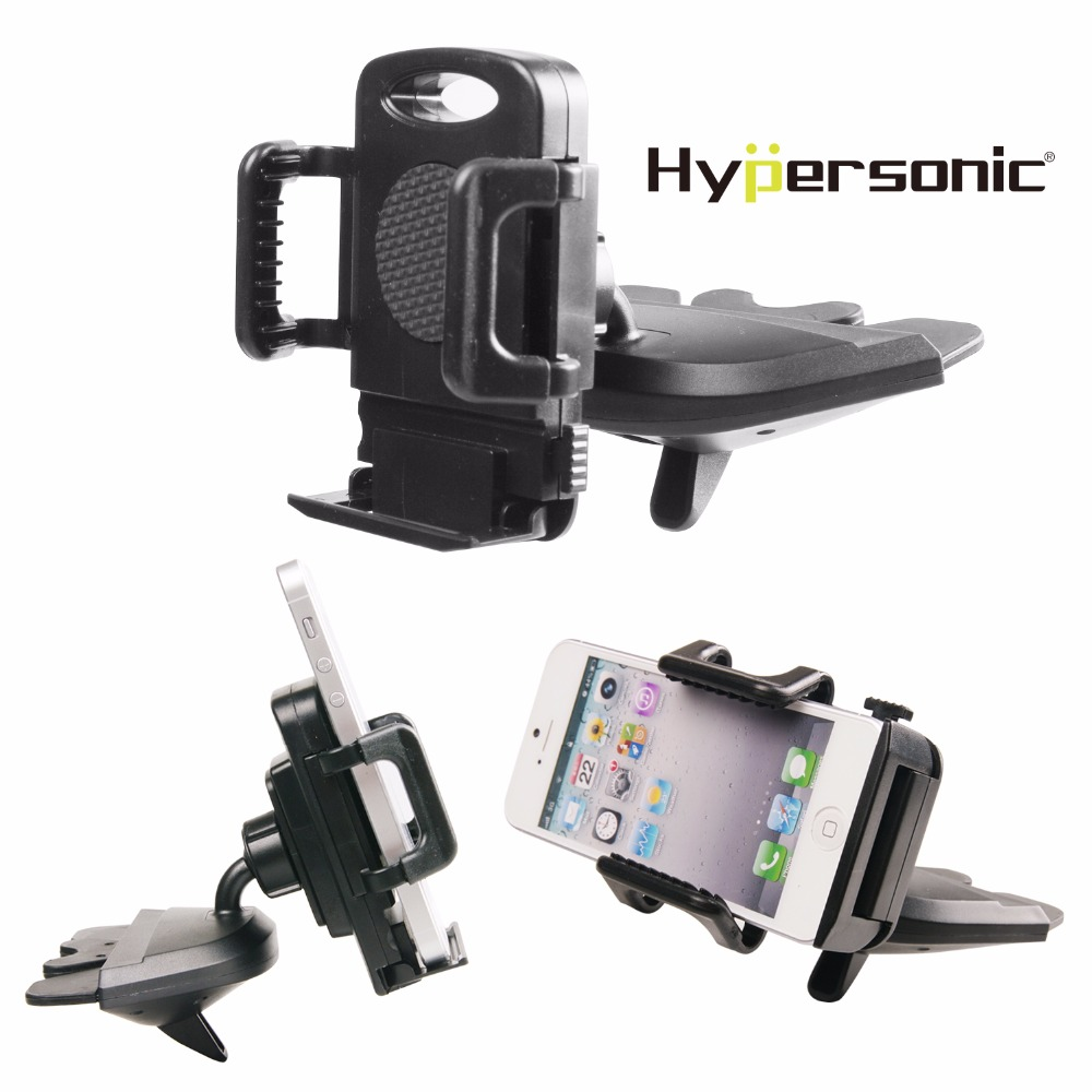 Hypersonic HPA563 2017 hot sale car cd slot mount phone holder