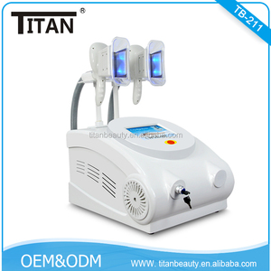 Wholesale high quality cryolipolysis 2 cryo heads fat freezing Coolsculption slimming machine